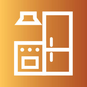 gépesített konyhabútor