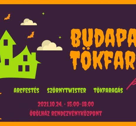 BudaPart Halloween - Tökfaragó party kicsiknek és nagyoknak