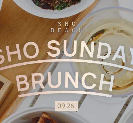 SHO Sunday Brunch