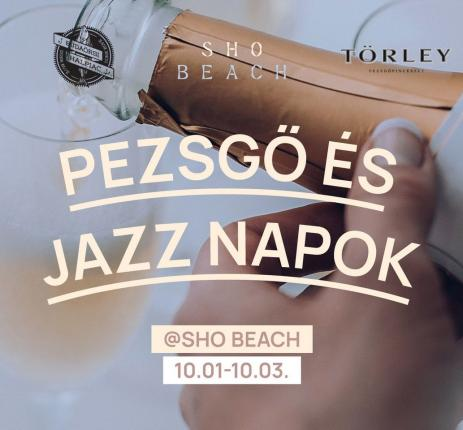 Champagne and Jazz Days
