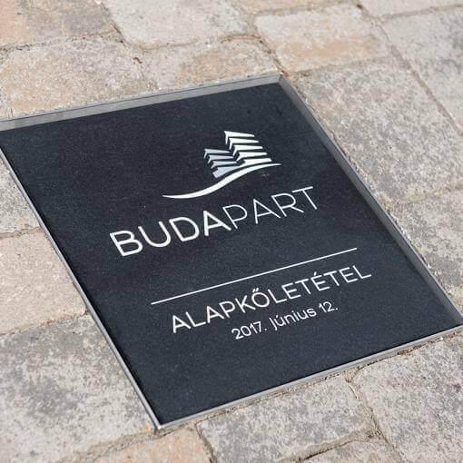 BudaPart GATE fotók