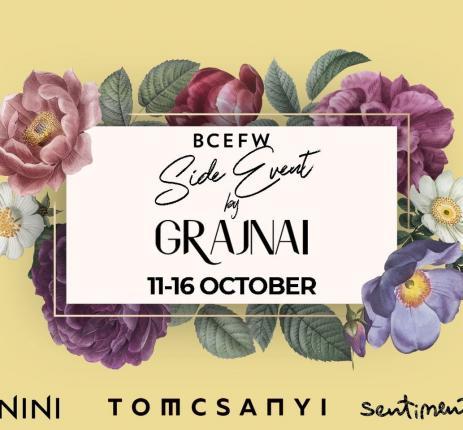 Grajnai x Budapest Central European Fashion Week - Side Event
