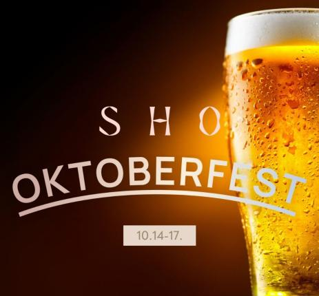 OktoberFest @ SHO BEACH BudaPart