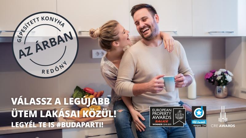 BudaPart banner