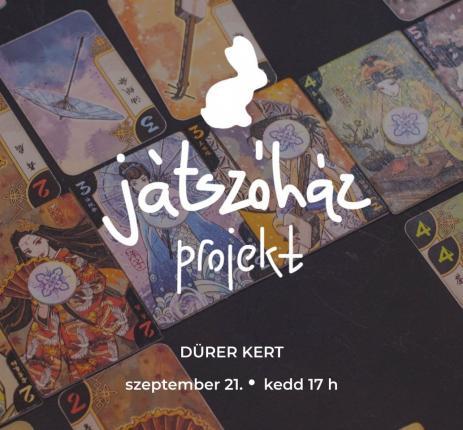Play board games at Dürer Kert