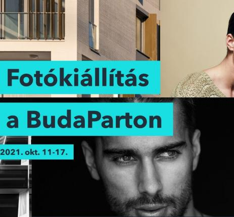 Photo exhibition at BudaPart - Budapest Central European Fashion Week Side Event