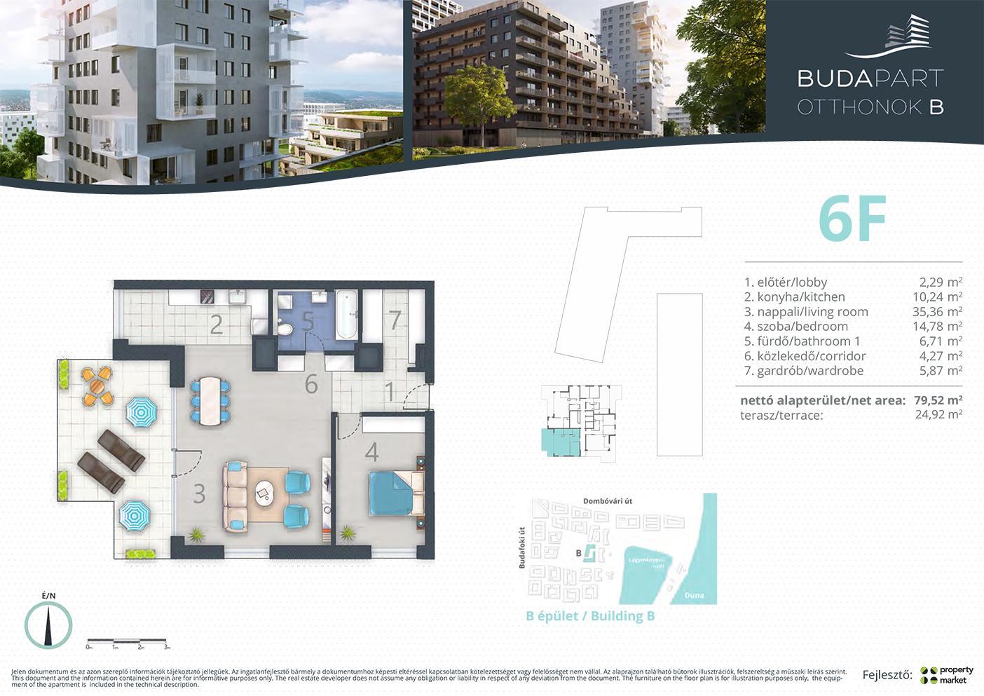 Lakás száma: BRB_C.16.02