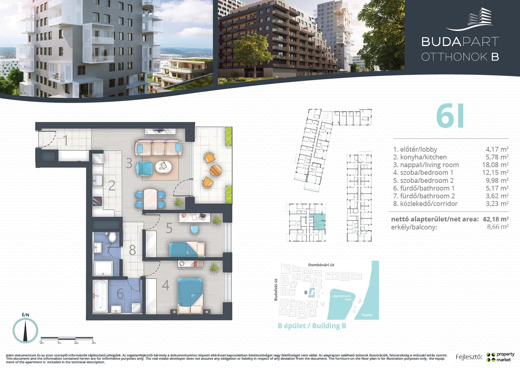 Lakás száma: BRB_C.03.06