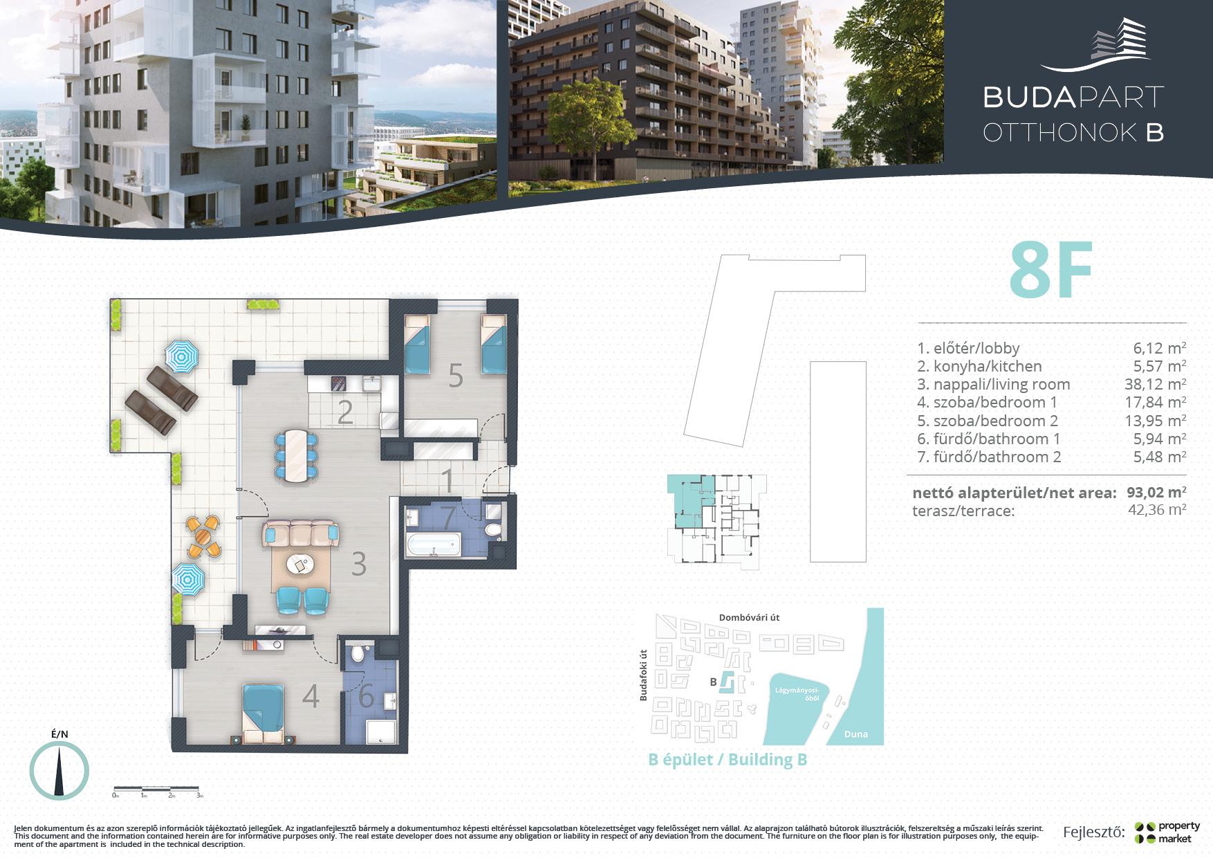 Lakás száma: BRB_C.16.03