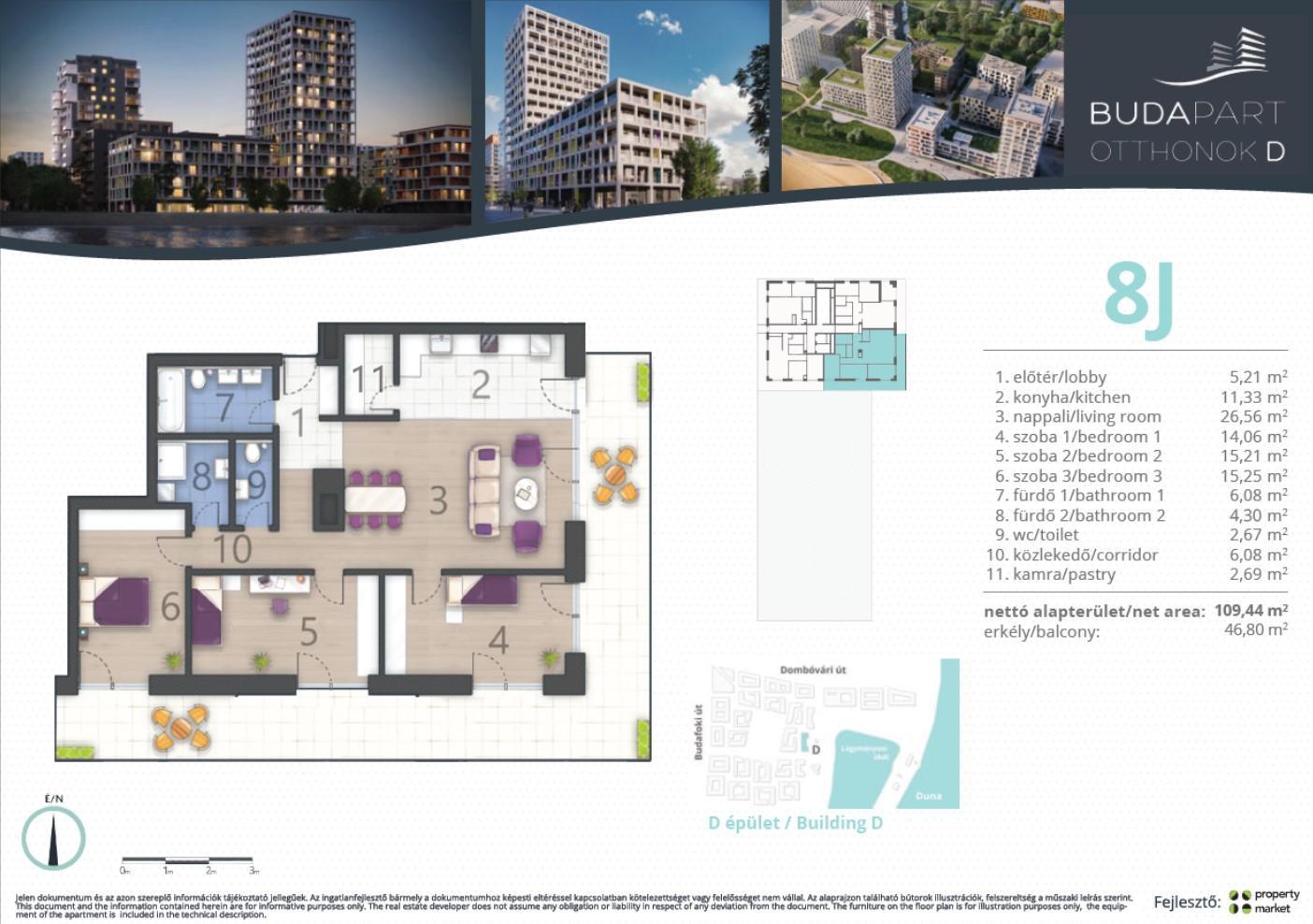 Lakás száma: BRD_A.14.01