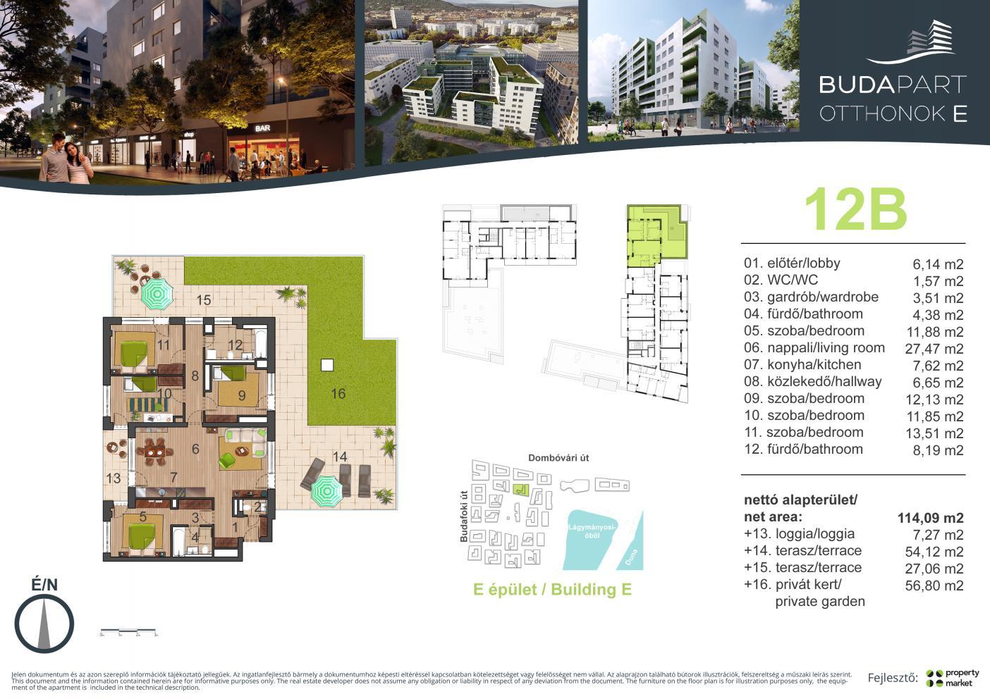 Lakás száma: BRE_B.07.04