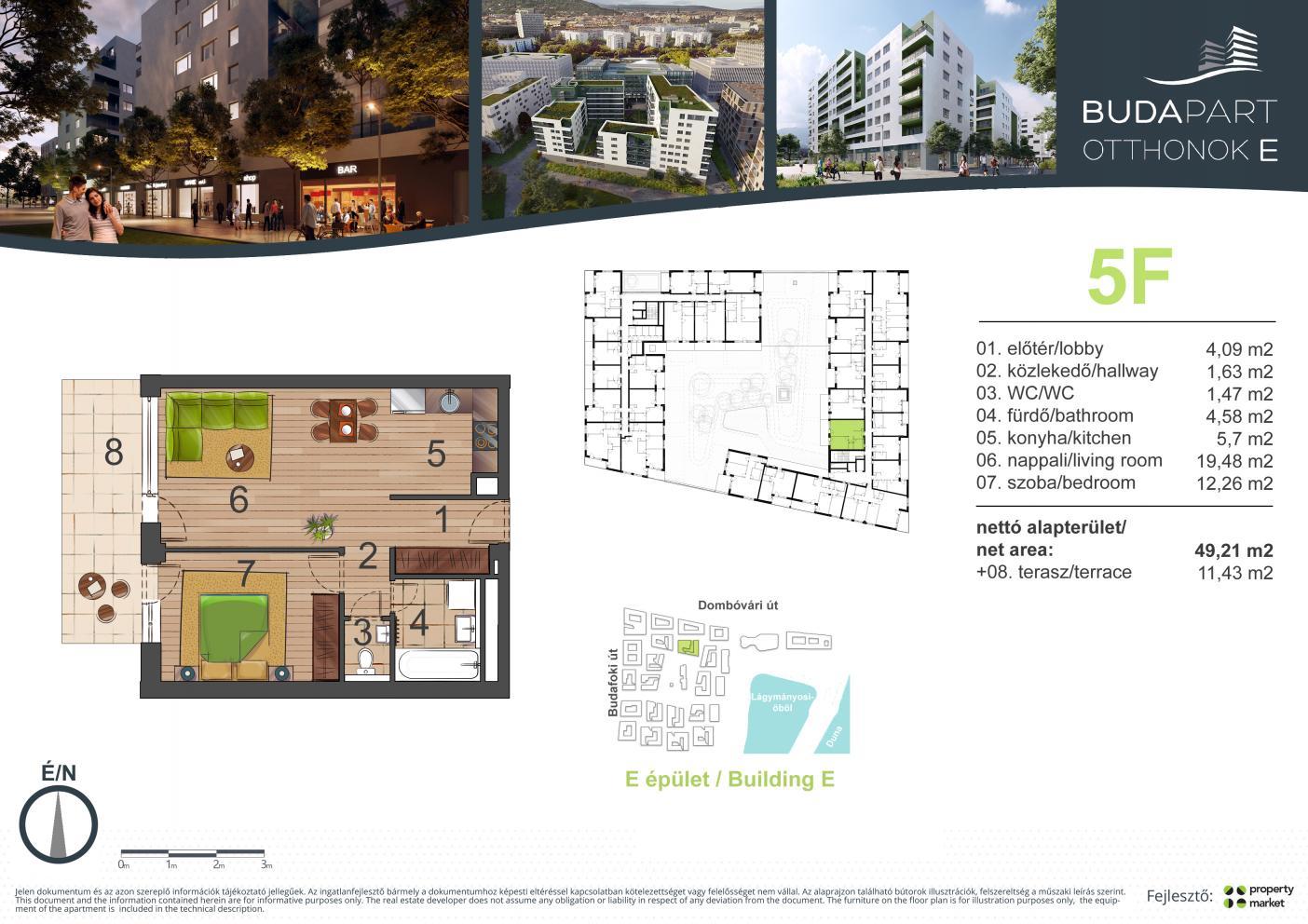 Lakás száma: BRE_B.01.01