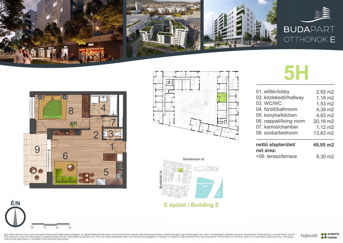 Lakás száma: BRE_B.01.03