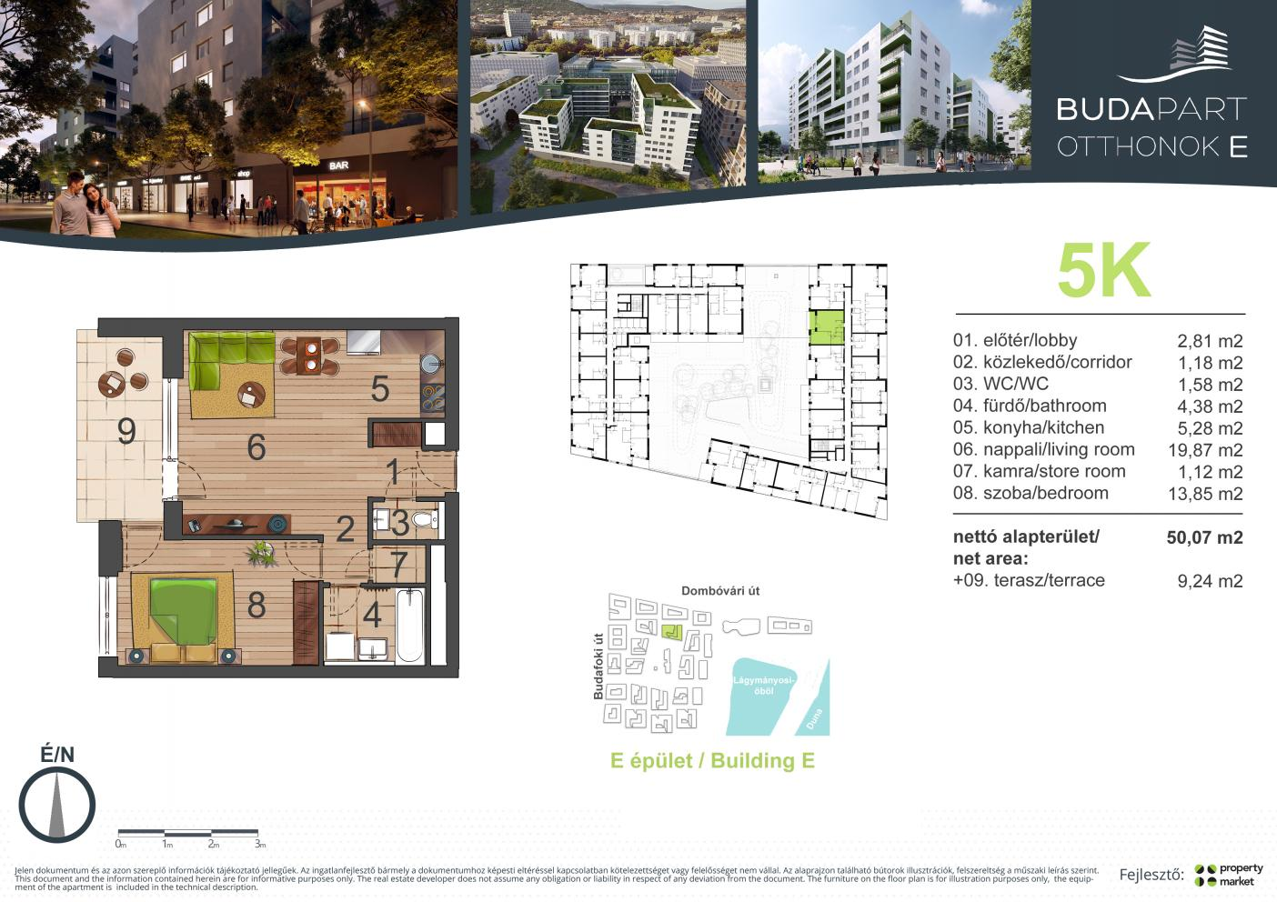 Lakás száma: BRE_B.01.04