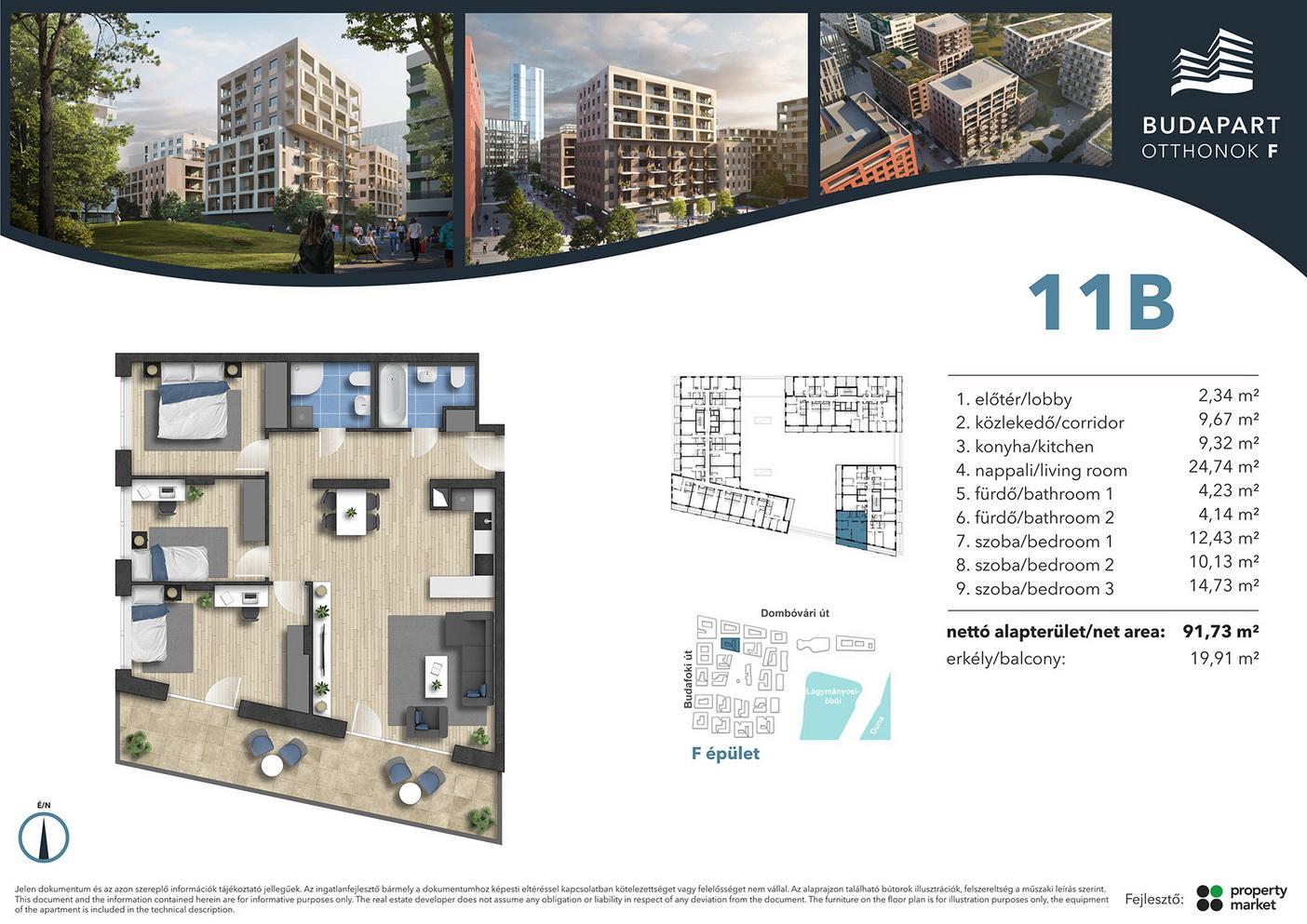 Lakás száma: BRF_C.01.02