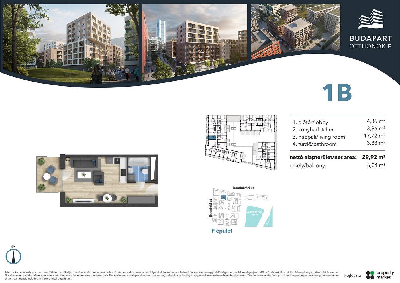 Lakás száma: BRF_A.03.09
