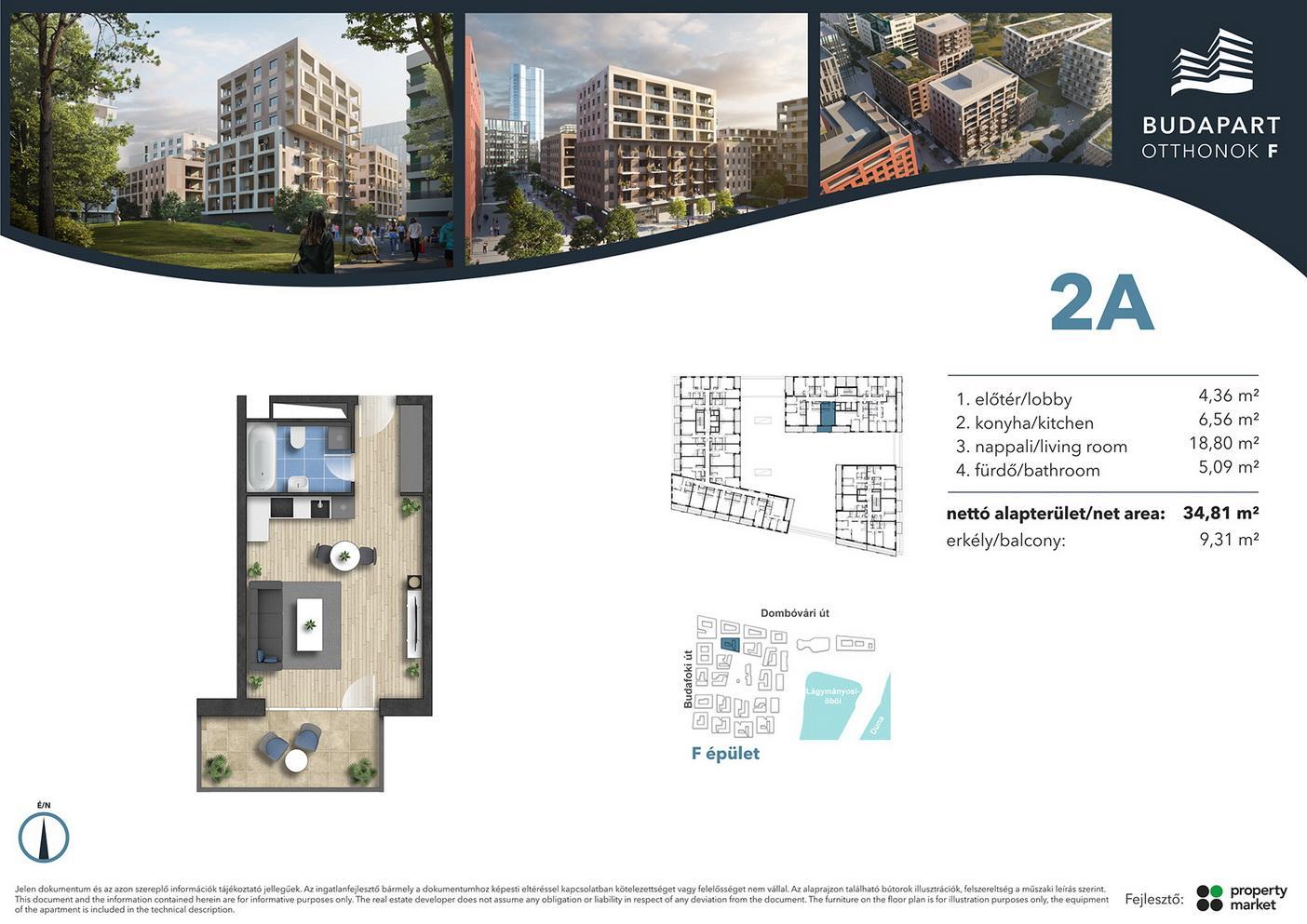 Lakás száma: BRF_B.03.03