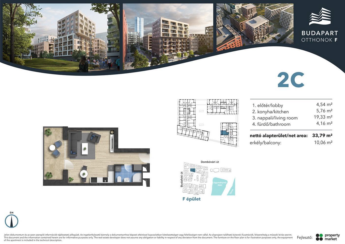Lakás száma: BRF_C.04.03