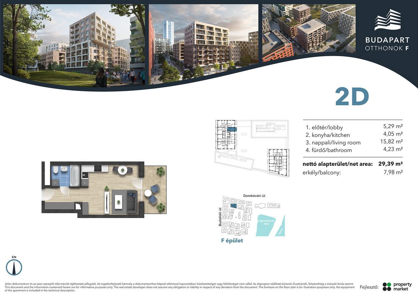 Lakás száma: BRF_A.07.07