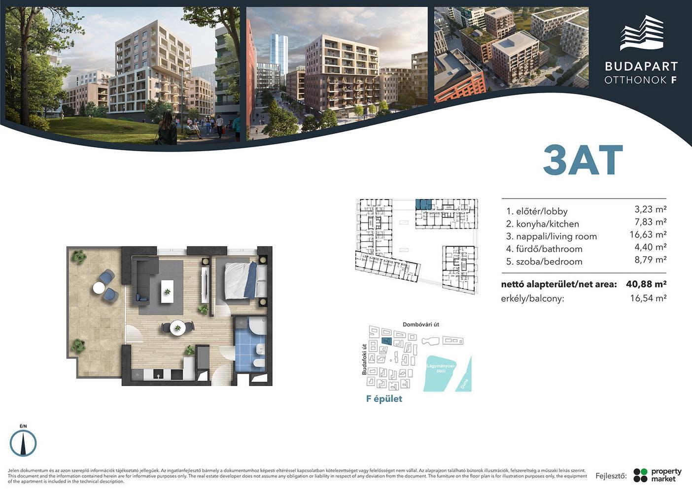 Lakás száma: BRF_B.01.06