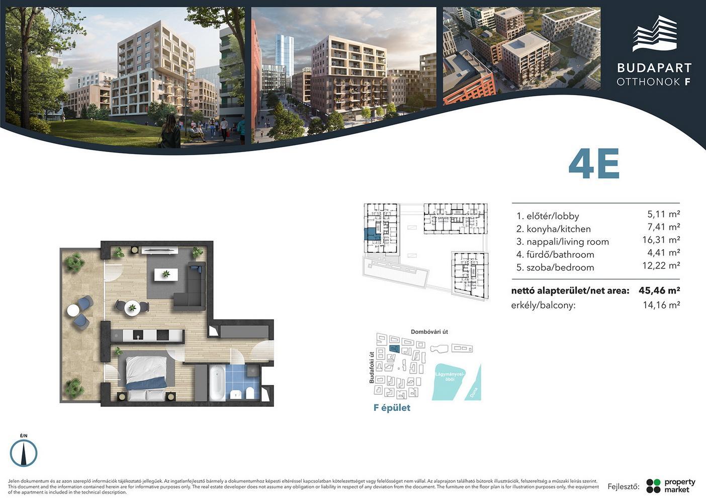 Lakás száma: BRF_A.06.03