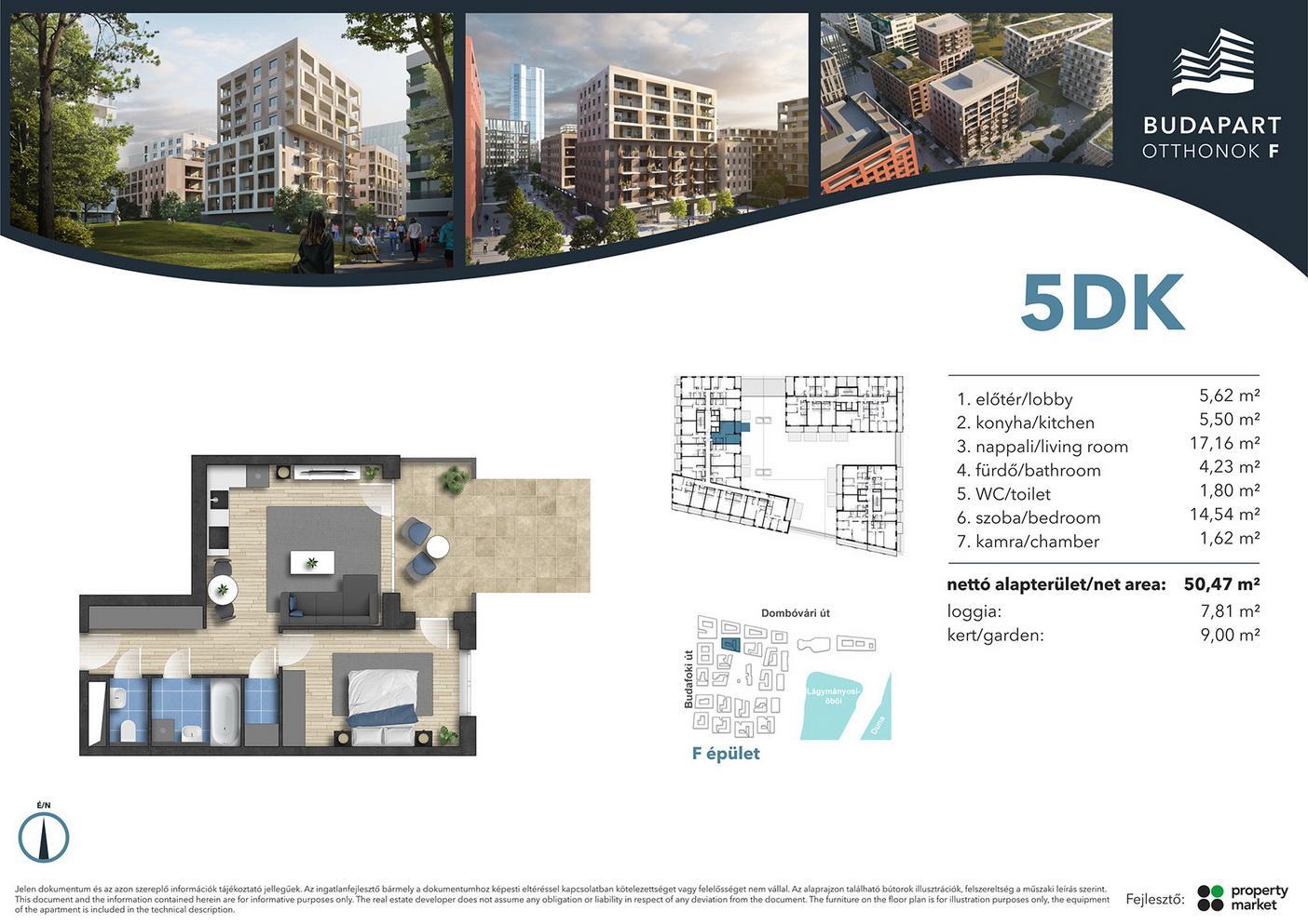 Lakás száma: BRF_A.01.15