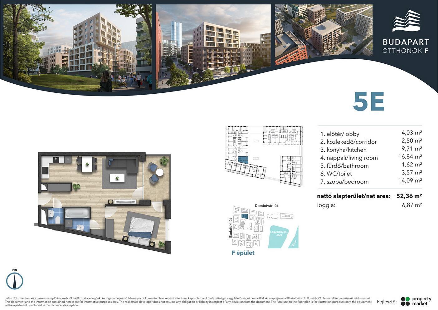 Lakás száma: BRF_A.02.17