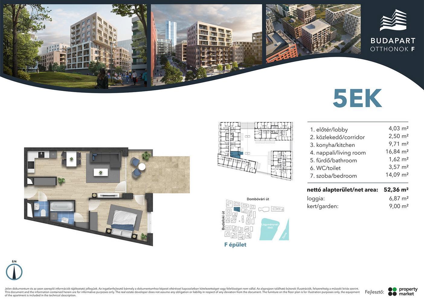 Lakás száma: BRF_A.01.17
