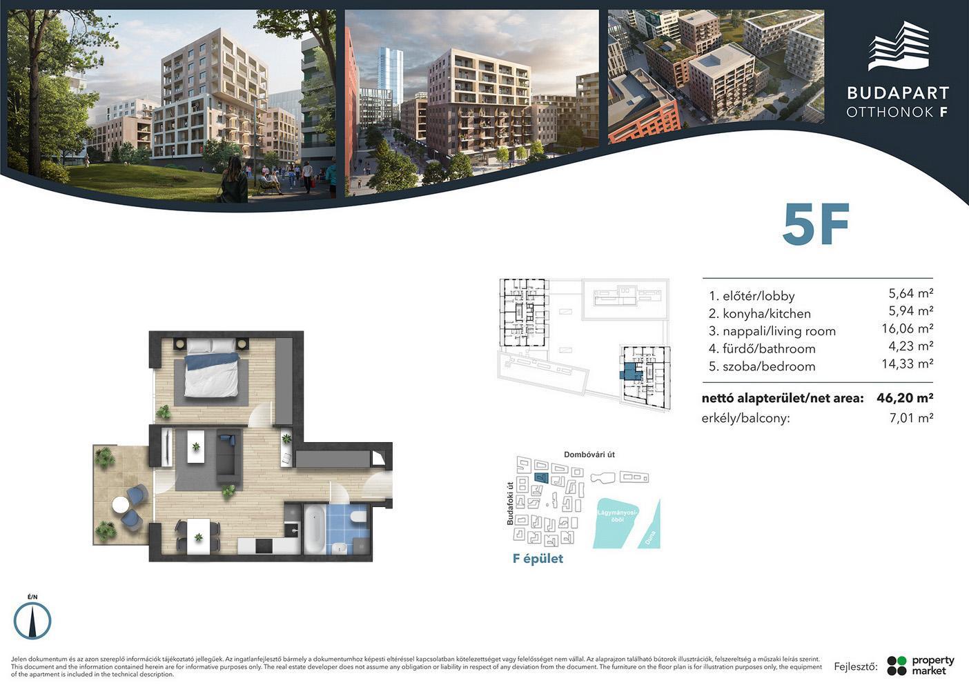 Lakás száma: BRF_C.07.03