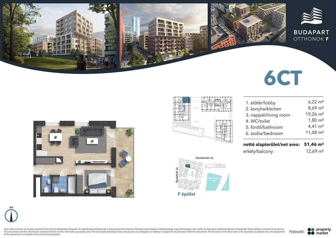 Lakás száma: BRF_A.05.06