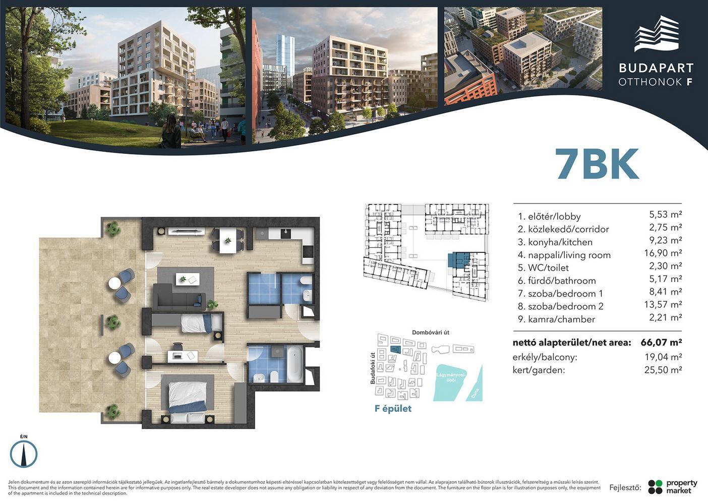 Lakás száma: BRF_C.01.04