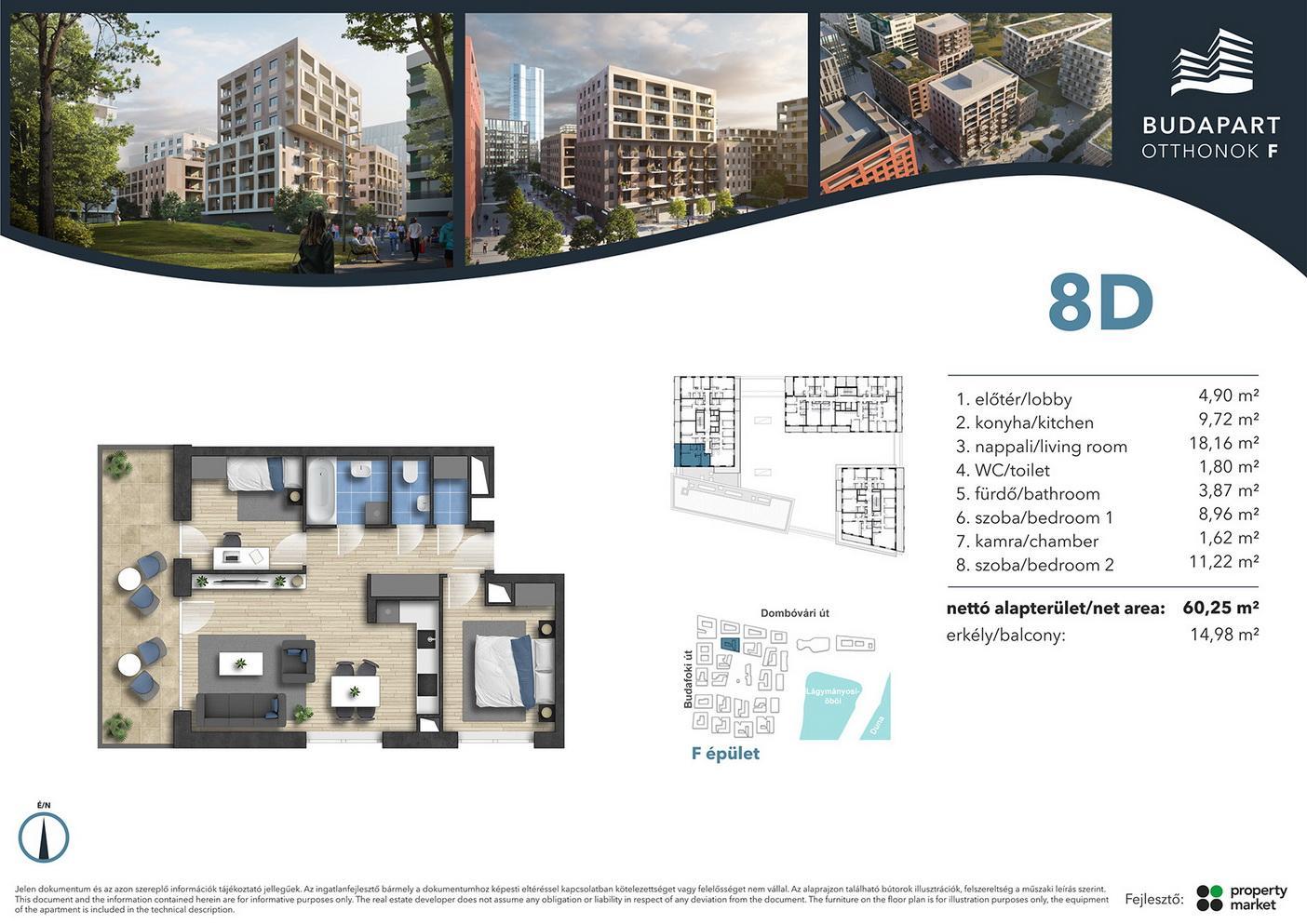 Lakás száma: BRF_A.05.02