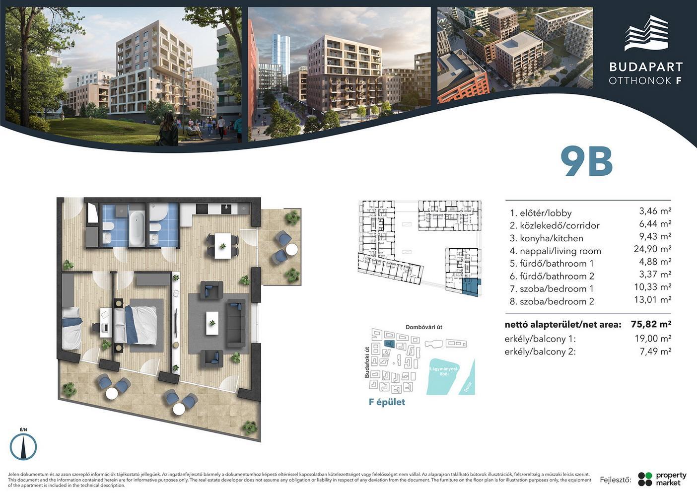 Lakás száma: BRF_C.02.01